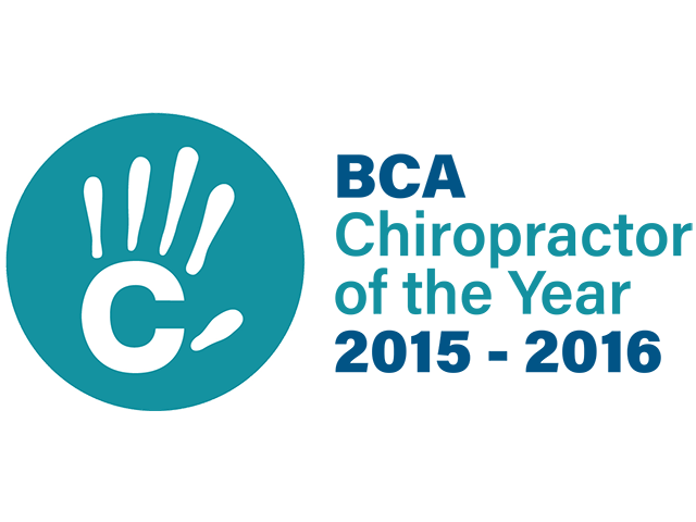 BCA Chiro of Year